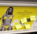 地下鉄の広告にデブ激怒「痩せないとビーチに行くなと言われているようだ」と訴え撤去署名5万枚集める