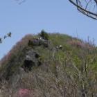 『西赤石山手前の岩峰 May 17, 2014』の画像