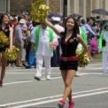 2014年横浜開港記念みなと祭国際仮装行列第62回ザよこはまパレード その66(ファンタスティックステージ(日産自動車・丸全昭和運輸))