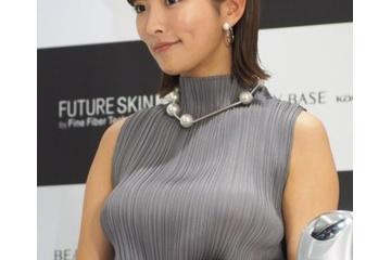 夏菜さん(30)の乳、ガチのマジで破裂しそうWIWIWIWIWIW