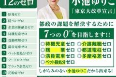 【小池知事】東京都・脱ガソリン…2030年までに都内の新車販売を全て電動車(HV含む)へ