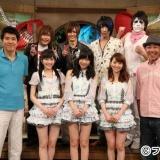 【AKB48】指原莉乃・大島優子・渡辺麻友が「食わず嫌い王決定戦」で金爆と対決