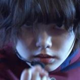 『【欅坂46】紅白、平手友梨奈の鬼のような表情がこちら・・・ファン『憑依してる!!』『鳥肌立った!!』『やっぱりすげえ・・・』』の画像