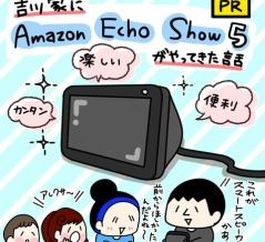 【PR】Amazon Echo Show5使ってみた!