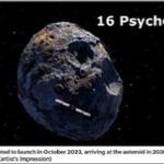 1000京ドル(10該円)のレアメタル隕石「プシケ」出現で世界経済崩壊!?NASAが本格的な調査へ