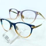 『Mr.Gentleman Eyewear × Weiの女性のお客様に人気フレーム「WOLF」』の画像