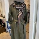 綺麗なレーザーのコート♡Trésor 福岡・中央区・浄水通・薬院・平尾
