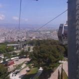 『スペイン バルセロナ旅行記14 バルセロナの街並みを見るならモンジュイックの丘がお勧め!絶景です。』の画像