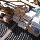 『マンション管理 注目記事ランキングと古紙のリサイクル』の画像