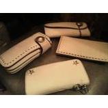 『白い長財布のススメ』の画像