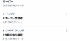 【乃木坂46】これは仕方ない…賀喜遥香、齋藤飛鳥には惨敗・・・・・・。