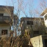 『山武市沖渡 建築途上で放棄された建売住宅』の画像