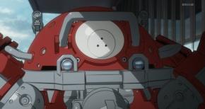 【攻殻機動隊ARISE AA】第3話 感想 ちょっと天然気味のロジコマちゃんかわいい