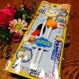『100円ショップオススメ商品『トレーニング箸』が子供のお箸練習にかなり最適な件』の画像