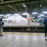 『常磐快速線の快適通勤サービスを考える・その2 北千住・松戸・柏・取手駅での乗降観察』の画像