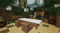 大きなツリーハウスを作る (4)