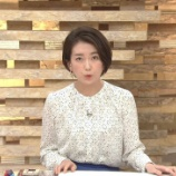『和久田麻由子アナ ニュースウオッチ9』の画像
