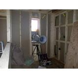 『「茨城県阿見町本郷の家」気密測定』の画像