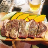 昨日は「いい肉の日」、そして本日は木曜日サービス「ネギタン塩」!の写真