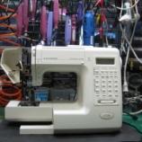 『ジャノメミシン修理 S7700  840』の画像