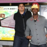 『【野球】日本球界史上最重量の体重135キロ!楽天・アマダー デカい 上半身はち切れそう』の画像