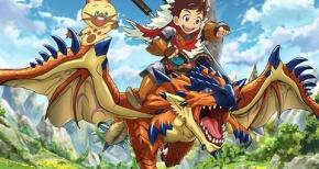 「モンスターハンター ストーリーズ」がフジテレビ夕方新枠で2016年TVアニメ化!