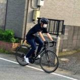 『サイクリスト誕生』の画像