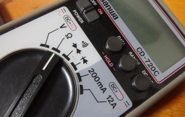 『バイクから12V電源の取り出し方(用具編)』の画像