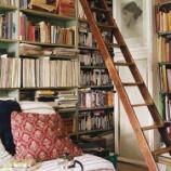 『海外のインテリアから学ぶ*本がたくさんある 素敵な部屋 1/3 【インテリアまとめ・画像 部屋 】』の画像