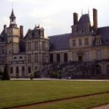 『行った気になる世界遺産 フォンテーヌブローの宮殿と庭園』の画像