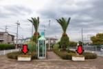 京阪郡津駅前の花壇は実は¥500で売ってる!~そしてダンジョンの謎解き気分が味わえるのだ~