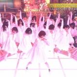 『【欅坂46】迫力が凄すぎる!!土生瑞穂センターで『アンビバレント』披露!実況まとめ!!!【CDTVクリスマス音楽祭】』の画像
