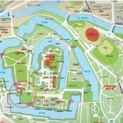 『【城プロRE】摂津マップの元ネタを特定してみた結果…』の画像