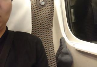 【芸能】ノンスタ石田、新幹線でのマナー違反に激怒 キンタロー。も同じ被害に…