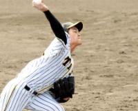 【阪神】望月 原口のバット折った 最速151キロで打者6人に1安打 矢野監督絶賛!
