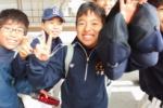 交野一中野球部が仲間を救う姿が微笑ましい!~交野第一中学校の通学路。第二京阪高架下のところ~
