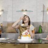 『【gifあり】一口の大きさ、小中大www  3人の食べっぷりが最高すぎるwwwwww【乃木坂46】』の画像