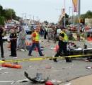 25歳女 飲酒運転で群衆に突っ込み4人死亡