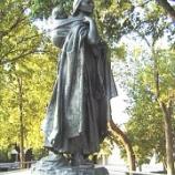 『白人たちの心を大きく動かした一人の先住民の女性サカジャウィア』の画像