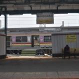『【7番線復活!!】マンガライ駅構内線路切り替え工事(10月26日)』の画像