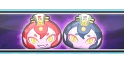 妖怪ウォッチぷにぷに ノルカとソルカが妖怪ガシャに登場!?