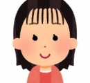 若い女に人気のシースルーバング前髪がすだれかバーコードみたいと話題