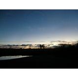 『夜明けの大地。』の画像