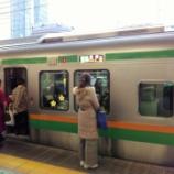 『高崎線普通列車・休日日中グリーン車の状況は? 乗車してきました!』の画像