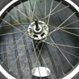 『子供乗せ用電動自転車後輪 常時在庫します。』の画像
