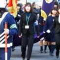 2016年 第48回相模女子大学相生祭 その11(引率の先生と生徒会の皆さん)