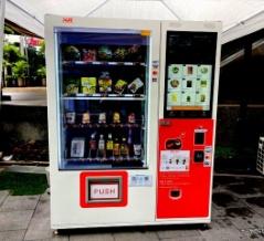 【買】 OKASHIYA の自動販売機 at W district (プラカノン)
