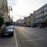 『ポーランド旅行記6 クラクフの街を早朝散歩、中央市場広場でポケモンゲットだぜ』の画像