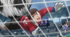 【キャプテン翼】第21話 感想 命を懸けた執念のシュート!キーパー森崎君とれなーい!