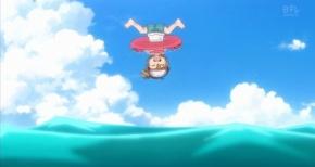 【ばらかもん】第5話 感想、振り返り…海回なのに着衣!?健全!!って思ったらナマコ完全にアウトォォォォ